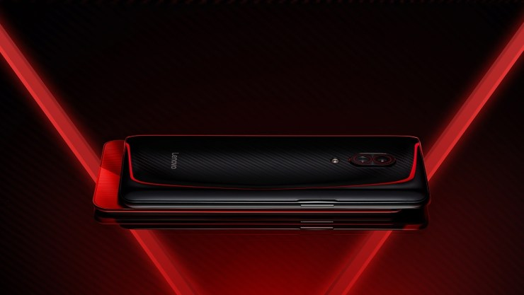 The first phone with Snapdragon 855 & 12GB RAM is from Lenovo 3