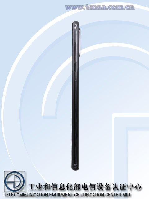 Samsung Galaxy A8s TENAA 3