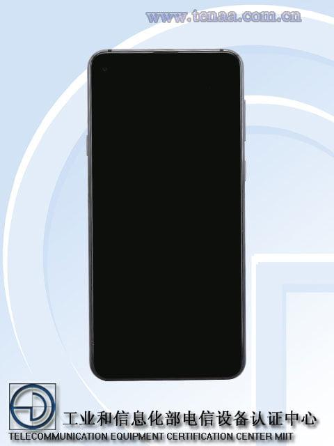 Samsung Galaxy A8s TENAA