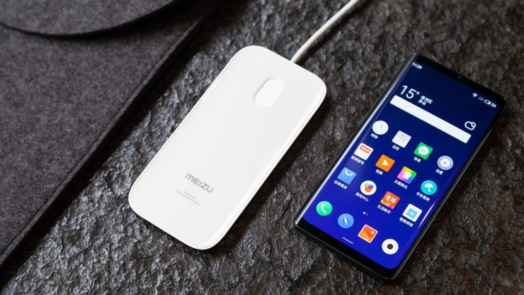 "Meizu Zero is world's first ""holeless"" phone - No ports or buttons 2"