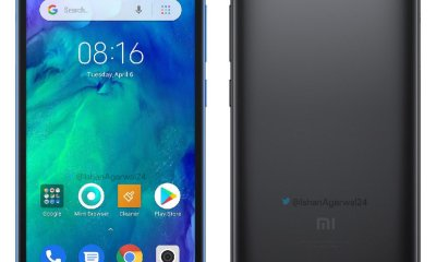 Xiaomi Redmi Go launched as company's first Android Go smartphone 21