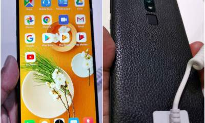 HiSense U30 showcased at the CES 2019 with Snapdragon 675 1