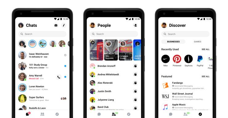 How To Get Dark Mode In Facebook Messenger [ROOT Needed]