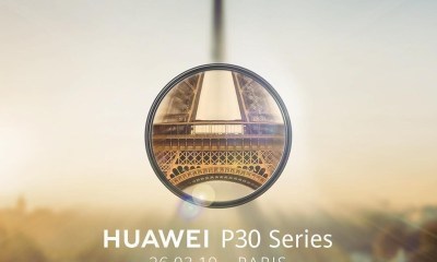 Huawei P30 Series with Super Optical Zoom launching on March 26 1