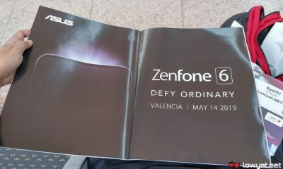 Asus Zenfone 6 with bezel-less design launching on May 14 20