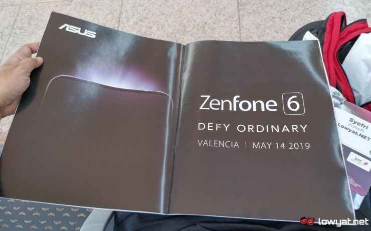 Asus Zenfone 6 with bezel-less design launching on May 14 1