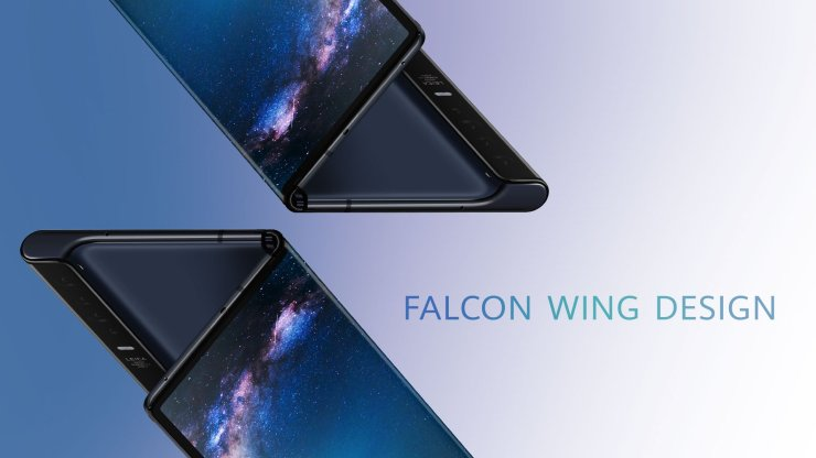 Huawei Mate X Foldable Phone is official with Balong 5000 5G Modem 3