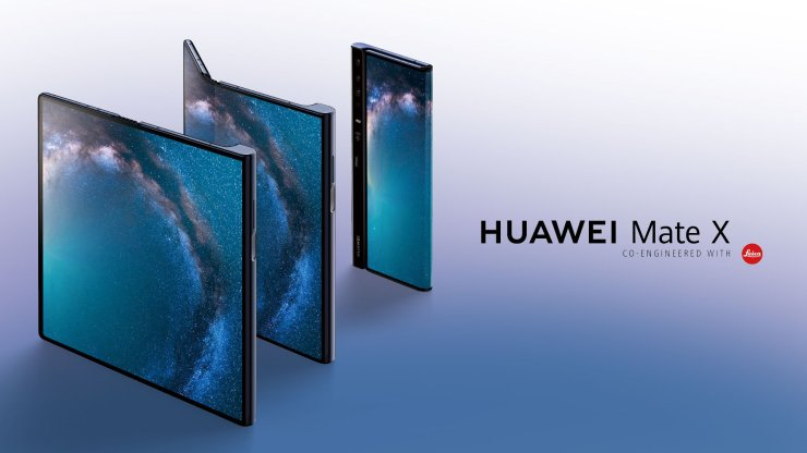 Huawei Mate X Foldable Phone is official with Balong 5000 5G Modem 1