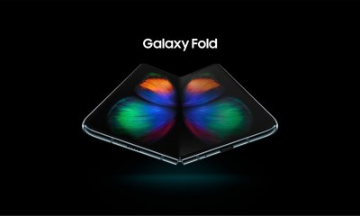 This is the Samsung Galaxy Fold - Samsung's first Foldable smartphone 27