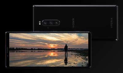 Sony Xperia 1 launched with 4K OLED screen & triple cameras 3