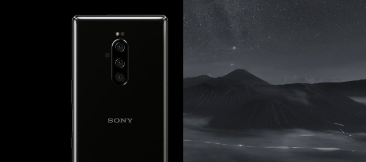 Sony Xperia 1 launched with 4K OLED screen & triple cameras 4