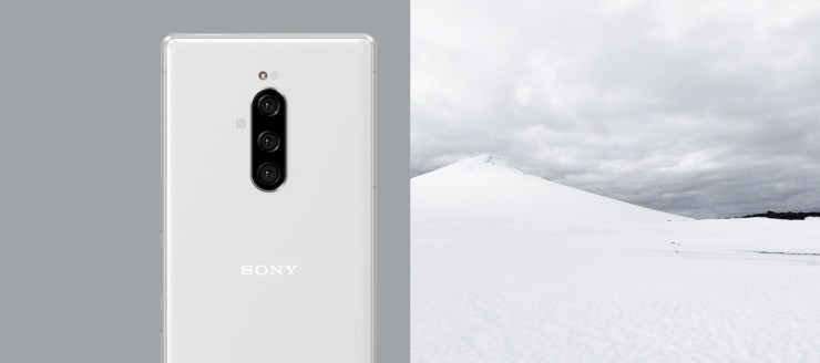 Sony Xperia 1 launched with 4K OLED screen & triple cameras 5