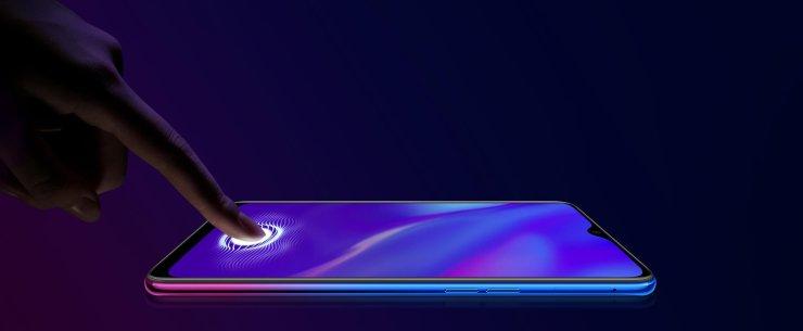 Oppo K1 is the cheapest phone with in-screen fingerprint scanner 4