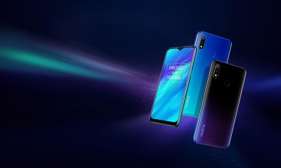 Realme 3 launched in India with Helio P70, price starts at Rs 8,999 37