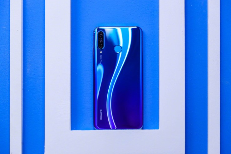Huawei Nova 4e is now official, will launch globally as P30 Lite 1