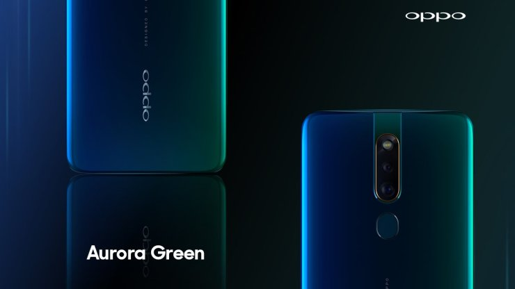 Oppo F11 Pro with pop-up selfie camera & Helio P70 launched in India 1