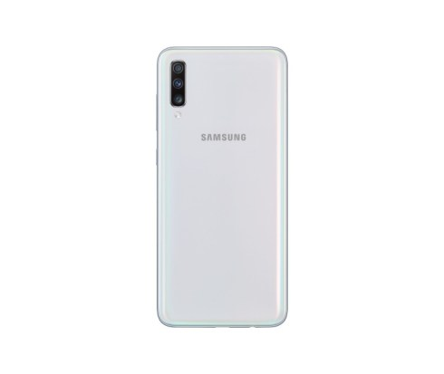 Galaxy A70_White_Back
