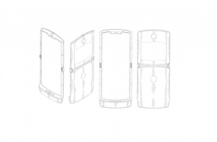 Motorola Razr Foldable Phone won't have high-end specifications 2