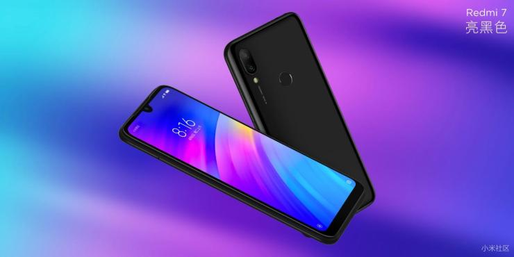 Redmi 7 launched in China with Snapdragon 632 & dual cameras 2