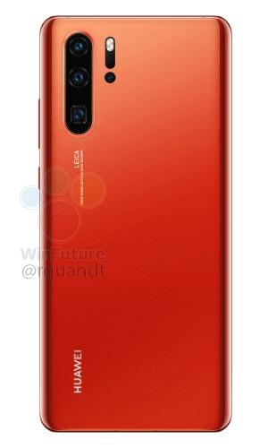 Huawei P30 & P30 Pro specifications leaked ahead of the official launch 9