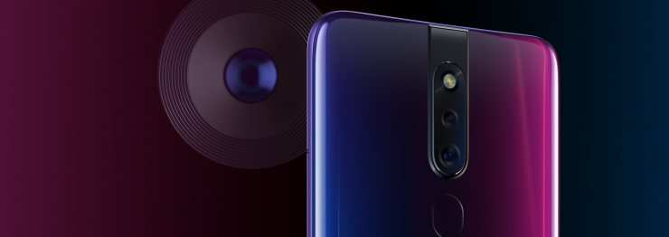Oppo F11 Pro with pop-up selfie camera & Helio P70 launched in India 5