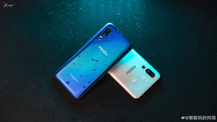 Meizu 16s goes official with Snapdragon 855 & 48MP rear camera 6