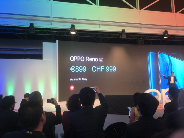 Oppo Reno series goes global, Reno, Reno 10X Zoom & Reno 5G 5