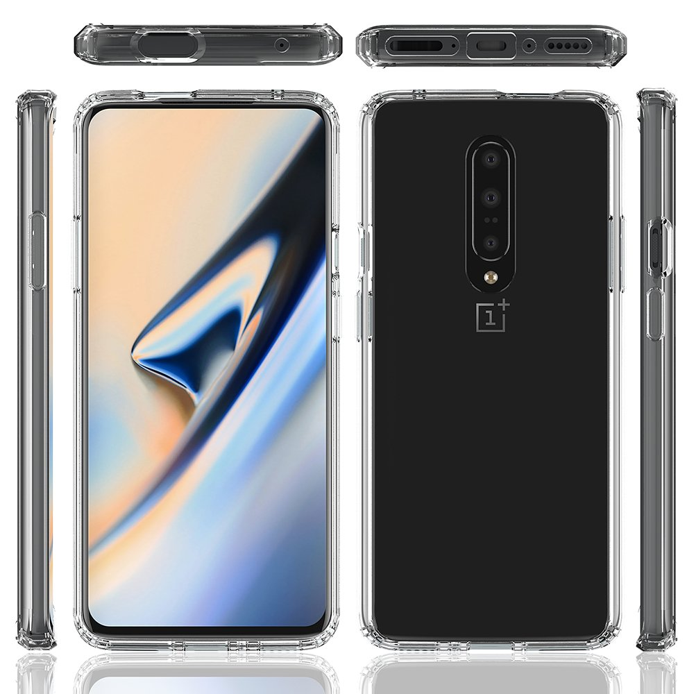 Leaked OnePlus 7 case renders seemingly confirm the design 1