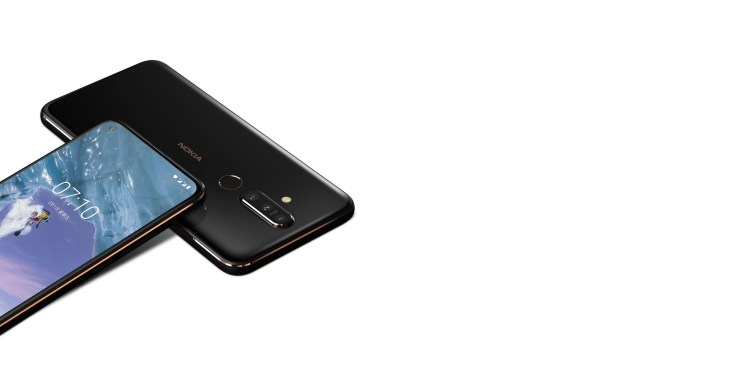 Nokia X71 is now official with hole-punch display & triple cameras 6