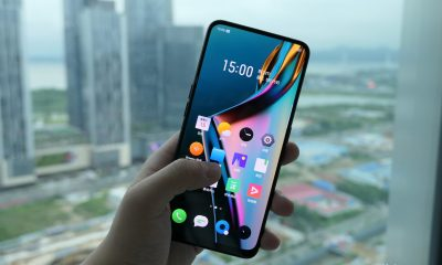 Realme X hands-on image shared by company's CMO on Weibo 18