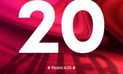 Redmi K20 officially confirmed to launch as a flagship killer 23