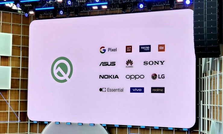 [OFFICIAL] List of phones to get latest Android Q Beta 1