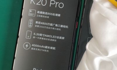 Redmi K20 Pro retail box leaks, specs confirmed as well 11