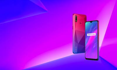Realme 3 Diamond Red color option launching soon in India 3
