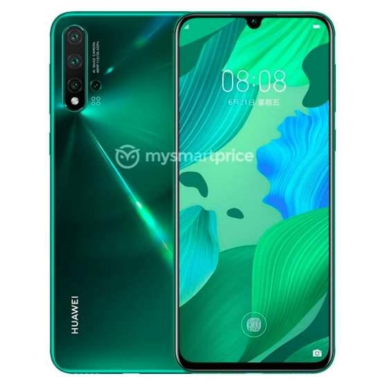 Huawei Nova 5 Pro Green
