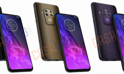 Motorola One Pro press renders reveal Quad Cameras 1