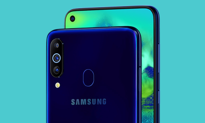 Samsung Galaxy M40 official with Infinity-O screen & Snapdragon 675 23