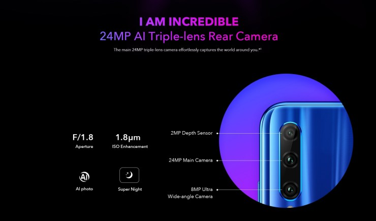 Honor 20, Honor 20 Pro & Honor 20i launched in India 9