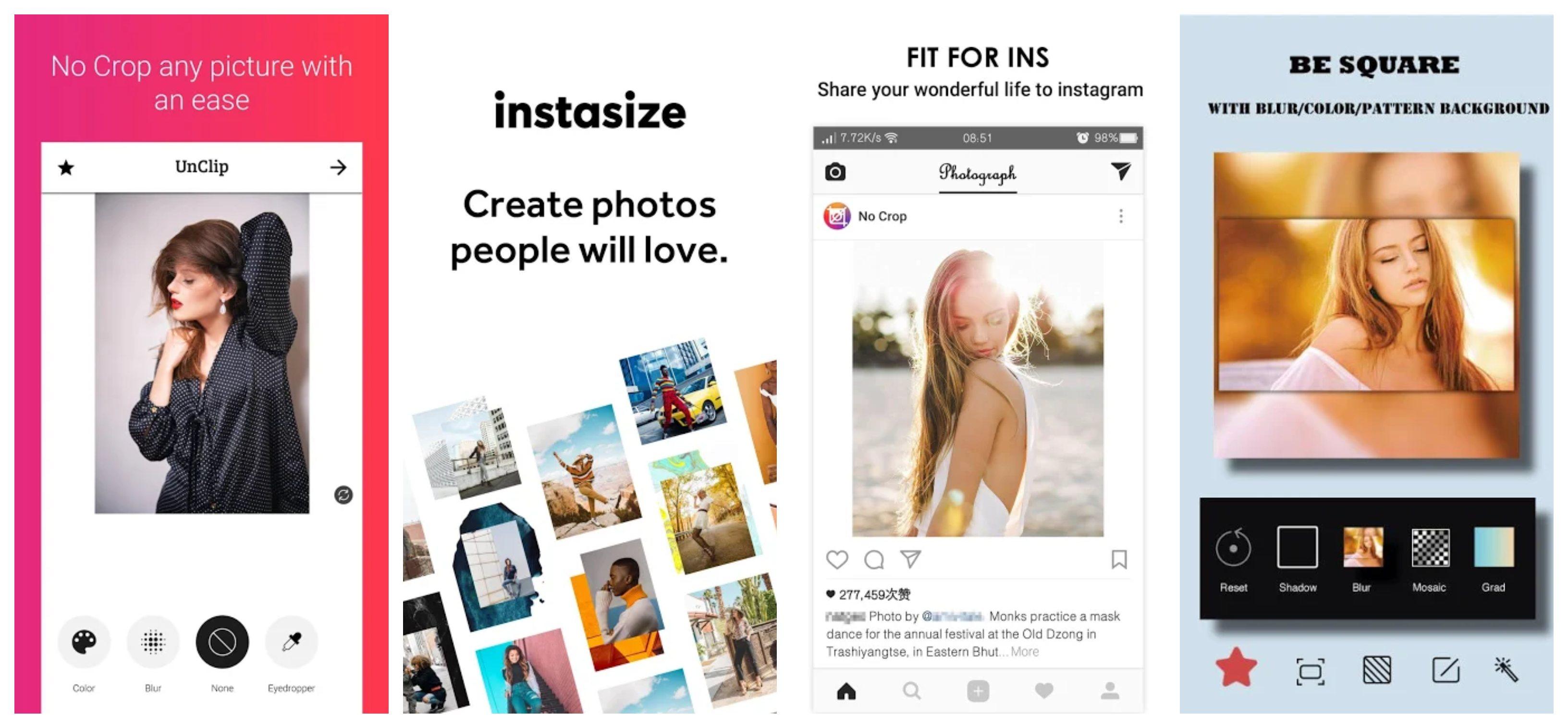 10 Best No Crop Apps For Instagram & WhatsApp (2019)