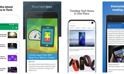 Best tech news apps for android