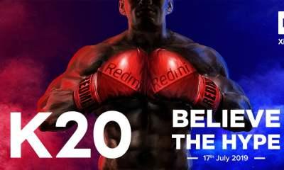 Redmi K20 launch date in India