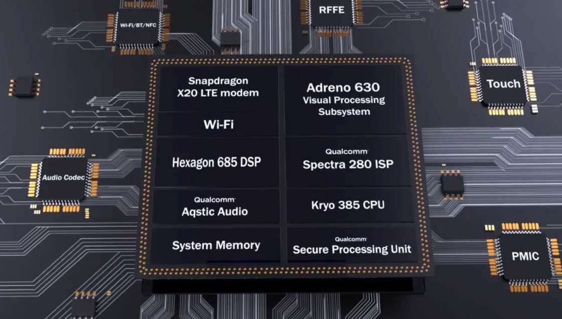 Snapdragon 730 vs Snapdragon 845