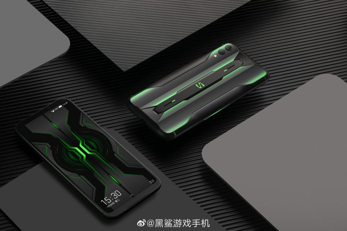 Download Xiaomi Black Shark 2 Stock Wallpapers