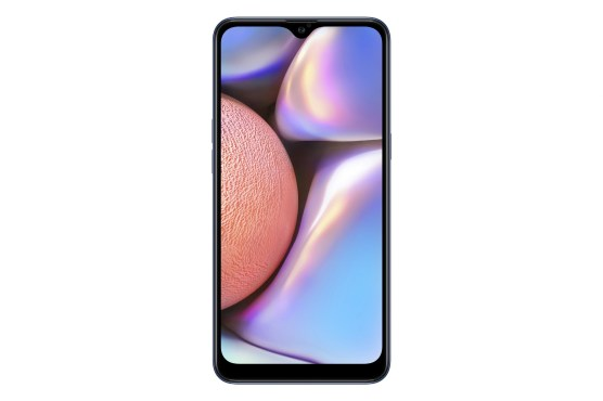 Galaxy-A10s_Blue_Front