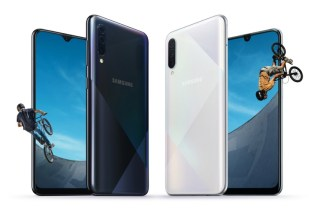 Samsung Galaxy A30s and A50s 1