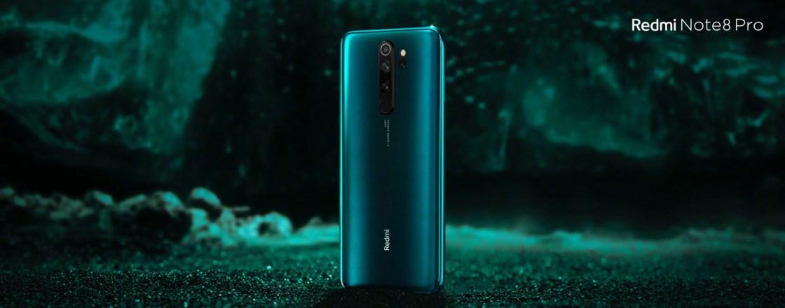 Redmi Note 8 Pro has a 4,500mAh battery