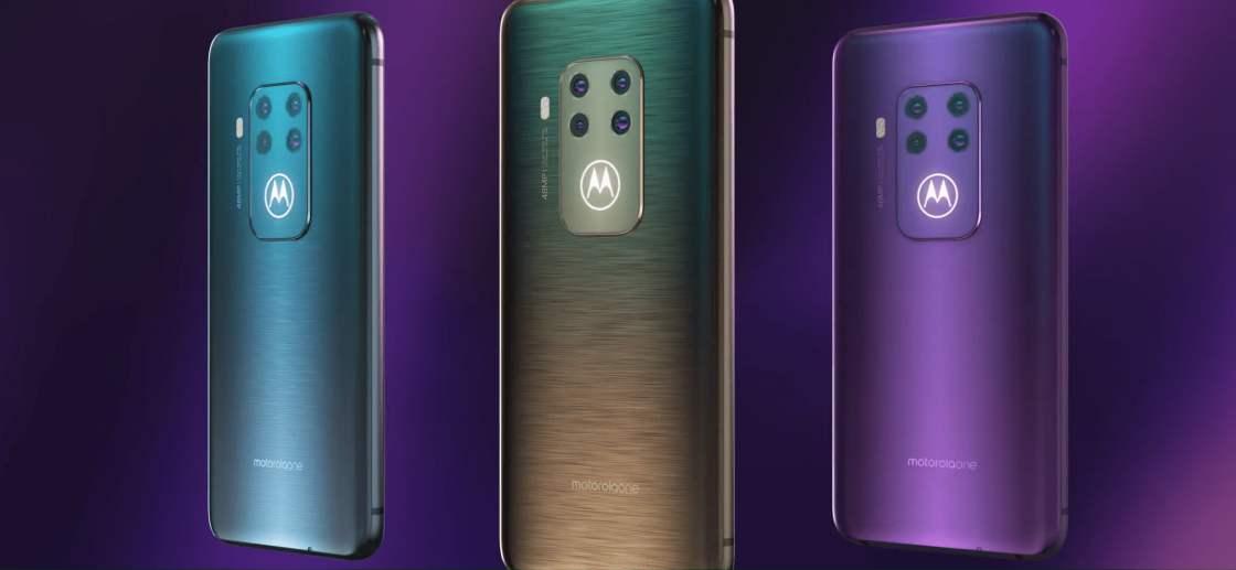 Motorola One Zoom Design
