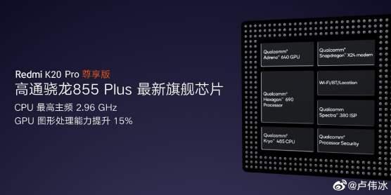 Redmi K20 Pro Snapdragon 855 Plus 1