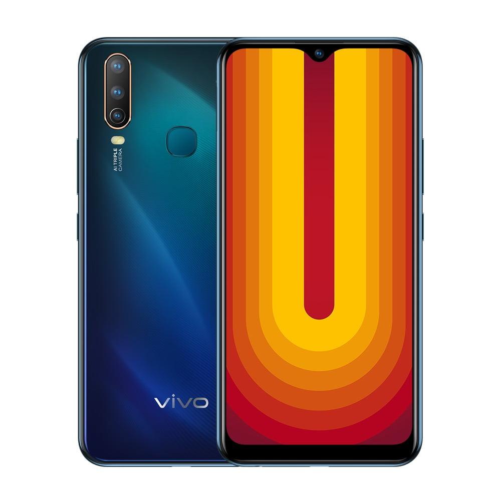 Vivo U10 Design