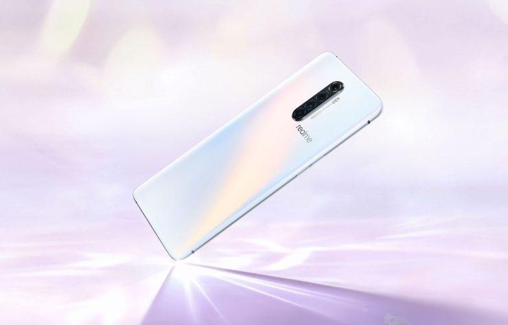 Realme X2 Pro Lunar White